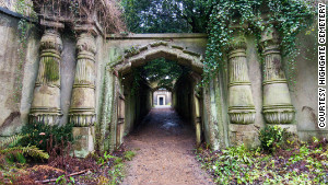 Find Karl Marx, novelist George Eliot and the parents of Charles Dickens in London\'s Highgate Cemetery.