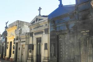 Cementerio La Recoleta, Buenos Aires, Argentina