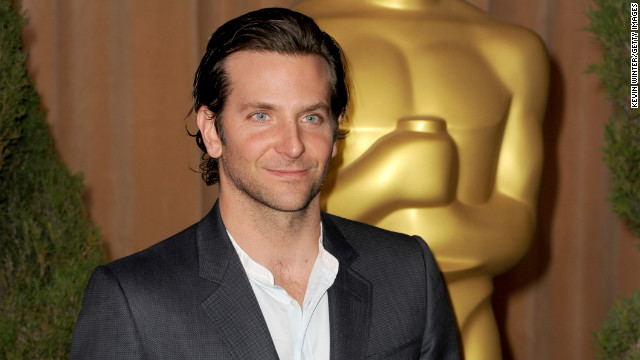 Cooper's role as Pat in &quot;Silver Linings Playbook&quot; earned him his first Oscar nomination. He'll soon appear in &quot;The Hangover Part III&quot; and &quot;Serena,&quot; along with his &quot;Playbook&quot; co-star Jennifer Lawrence.
