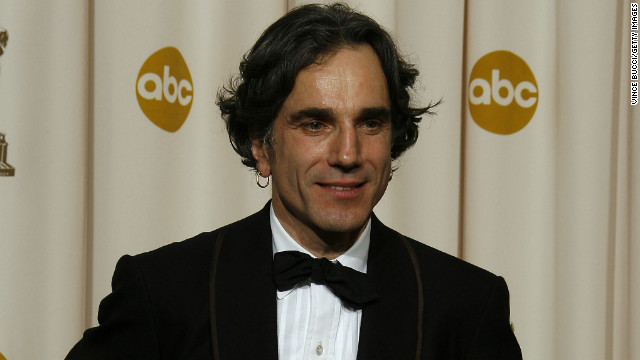 Day-Lewis, 55, is known for his method acting. Shown here at the 2008 Academy Awards, the actor has starred in film such as &quot;The Last of the Mohicans,&quot; &quot;The Crucible&quot; and &quot;Gangs of New York.&quot; 