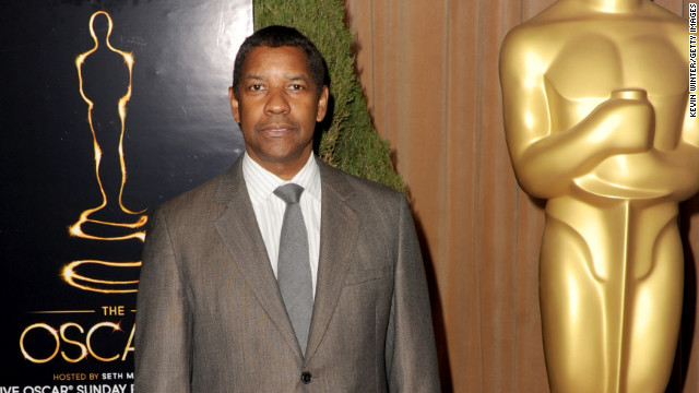 Denzel Washington is still a bona fide sex symbol at 58.