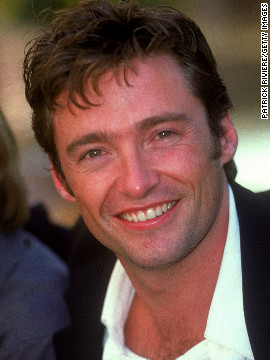 "Hugh Jackman is known for playing Wolverine in the ""X-Men"" franchise. The actor, pictured here at the 1999 Noosa Flim Festival, has played the comic book character in movies spanning 13 years, beginning with 2000's ""X-Men."""