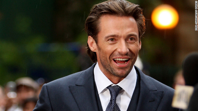 Jackman, 44, shown here at the &quot;Australia&quot; premiere in 2008, has also appeared in films such as &quot;Kate &amp;amp; Leopold,&quot; &quot;The Prestige&quot; and &quot;Real Steel.&quot;