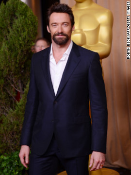 The actor earned his first Oscar nod thanks to his role as Jean Valjean in &quot;Les Misrables.&quot;
