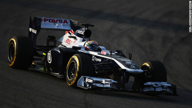 F1 teams unveil 2013 cars