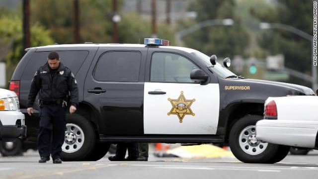 Police: Man kills 3, self in shooting spree