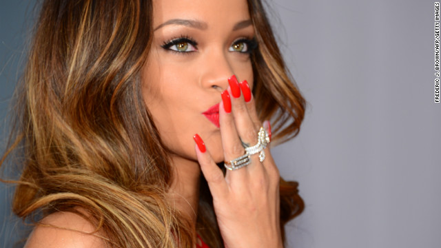 "Happy 25th birthday, Rihanna. Here's a look back at how the Barbadian singer's style has evolved since she released the single ""Pon de Replay"" in 2005:"