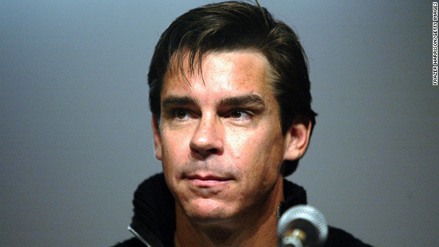 Billy Bean, a former Major League Baseball player, discussed being gay in a 1999 New York Times article. Editor's note: A previously published photo in this space erroneously identified a different person as Billy Bean. CNN apologizes for the error.