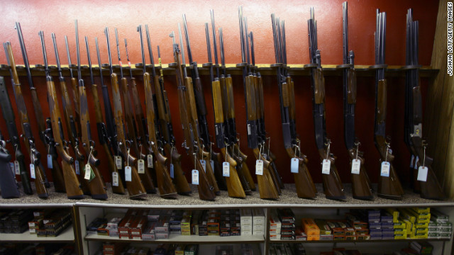 FBI background checks on gun sales have topped two million in each of the past four months
