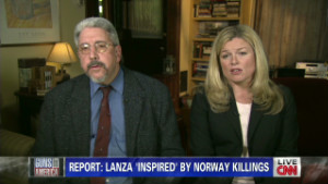 Adam Lanza's father in 1st interview: He would have killed me 'in