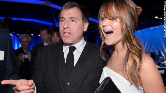 David O. Russell, Jennifer Lawrence together again