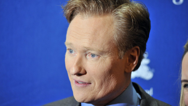 Conan O'Brien to entertain White House Correspondents Dinner