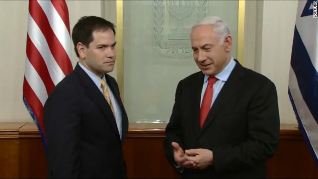 Rubio, on Mideast trip, says Jerusalem is Israel's capital