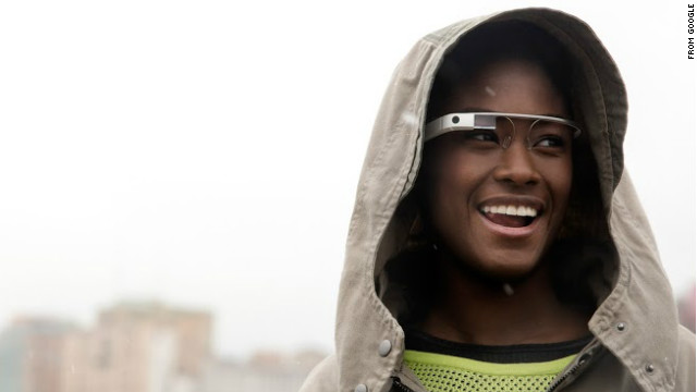 Google's Glass headset is capable of taking photos, recording videos, looking up answers on Google and other tasks.