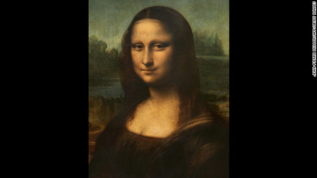 "In 1911, Leonardo Da Vinci's ""Mona Lisa"" was stolen from the Louvre by an Italian who had been a handyman for the museum."
