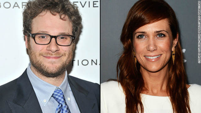 Seth Rogen, Kristen Wiig to guest on 'Arrested'
