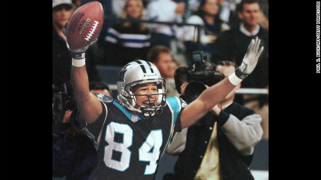 <a href='http://sportsillustrated.cnn.com/vault/article/magazine/MAG1018022/index.htm'>Rae Carruth</a>, who was a wide receiver for the Carolina Panthers, became the first active NFL player ever charged with first-degree murder. His pregnant girlfriend, Cherica Adams, was killed in December 1999, and prosecutors said he arranged for her to be killed in a drive-by shooting. Carruth was eventually convicted of conspiring in her murder and is now in prison. The unborn child, a boy, survived.