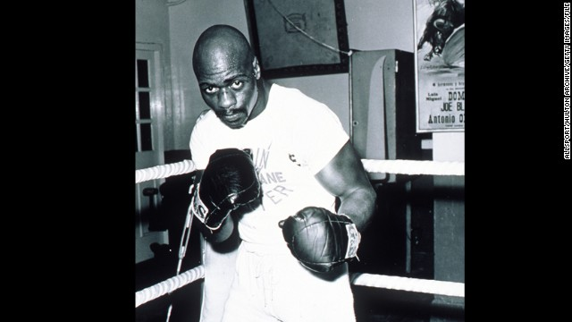 "Middleweight boxer <a href='http://www.cnn.com/2011/CRIME/02/26/rubin.hurricane.carter.book/index.html'>Rubin Carter</a>, known as ""Hurricane"" in the ring, served 18 years in prison for a triple homicide that took place in a bar in 1966. A federal judge overturned his sentence and that of his supposed accomplice, John Artis, in 1985, ruling that the conviction was based on ""racial stereotypes, fears and prejudices."""