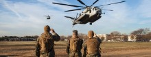 Marines on alert if U.S. personnel evacuate Libya