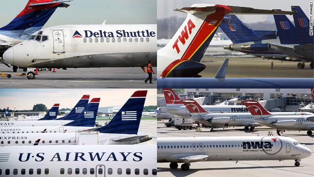 Between 2001 and 2005, five major U.S. airline companies filed for bankruptcy protection. Since 2006, only one has done so (American Airlines in 2011). One aviation analyst says SARS and 9/11 taught airlines to be more resilient to catastrophic events. 