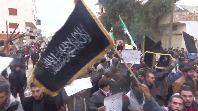 Upset Syrian opposition says it will skip conference