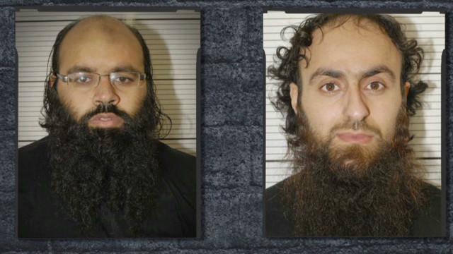 Condenan a tres hombres que planeaban un atentado mayor que el del 9/11
