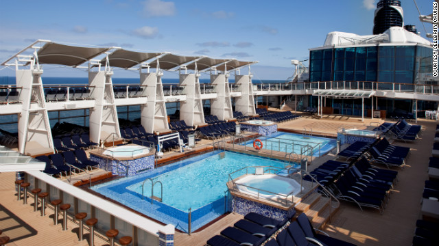The Celebrity Eclipse won the best value award in the big ship category, a key win for cruisers who pride themselves on getting a good deal.