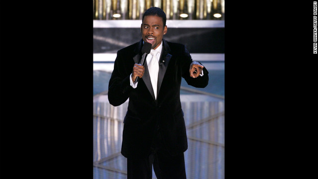 Chris Rock learned a valuable lesson from hosting the 2005 Academy Awards: Don't diss Jude Law. While Rock was praised by some critics for being himself, he was also chastised by those who simply couldn't take the<a href='http://www.youtube.com/watch?v=nvbFwj__frg' target='_blank'> joke(s).</a>