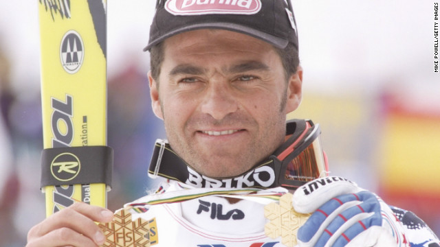 Tomba said his double gold performance at the 1996 World Championships in Sierra Nevada was the highlight of his career.