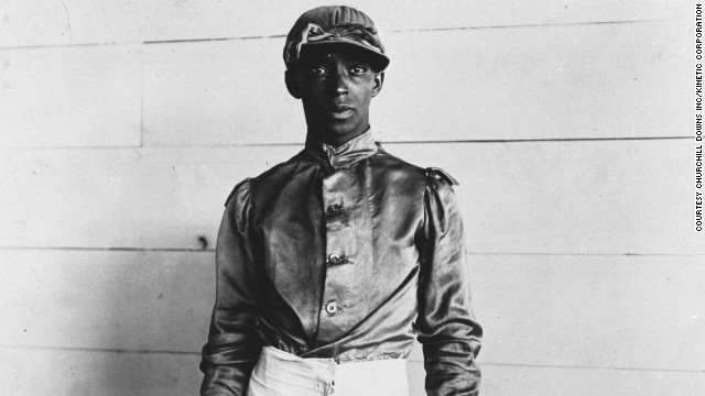 Jimmy Winkfield was the last black jockey to win the Kentucky Derby, taking the title back-to-back in 1901 and 1902. Many of the first African American jockeys had been slaves in the South, working as stable hands and becoming skilled horse handlers.