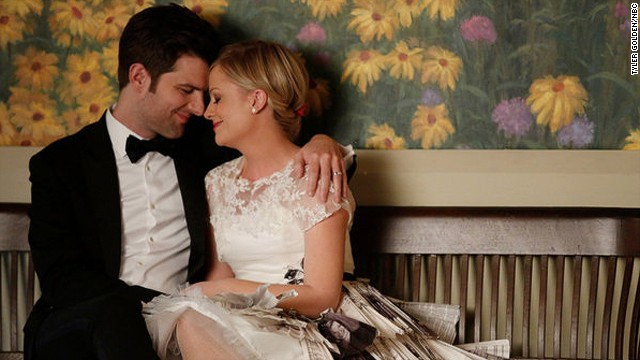'Parks and Rec' says 'I do'
