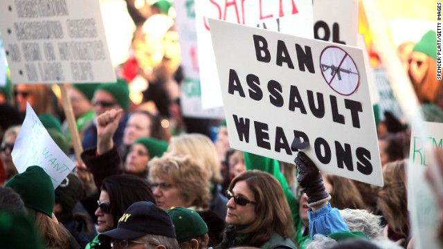 Senate panel to take up gun control, including assault weapons ban