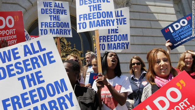 Obama's same-sex marriage decision expected