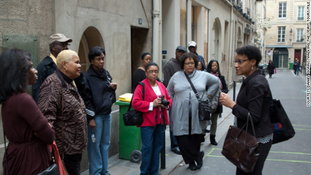 African-Americans in Paris: 'It's always been about freedom for us'