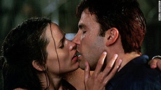Affleck and Jennifer Garner met as co-stars in 2003's &quot;Daredevil.&quot; At the time, she was married to actor Scott Foley and Affleck was engaged to Jennifer Lopez. Affleck and Garner married in 2005.
