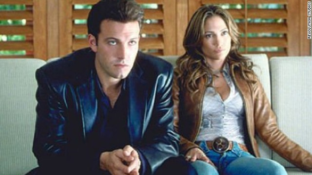 Affleck and Jennifer Lopez fell in love on the set of 2003's universally panned &quot;Gigli.&quot; 