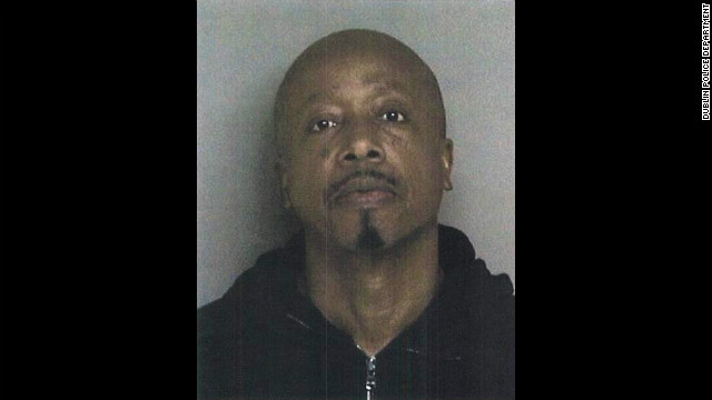 Stanley Kirk Burrell, aka MC Hammer, was arrested February 21, 2013 in Dublin, California, for allegedly obstructing an officer.