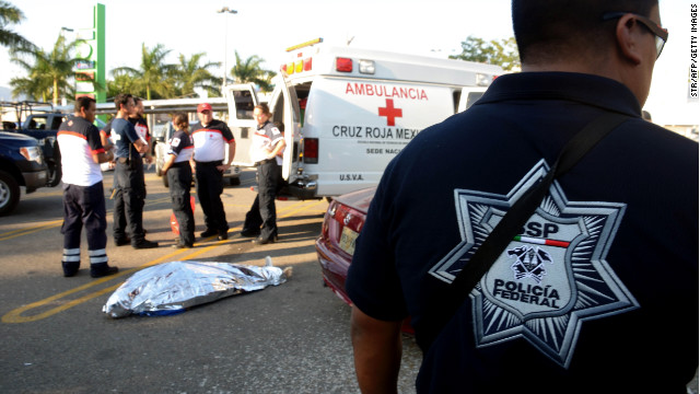 Muerte de turista belga alerta a las autoridades mexicanas por la violencia en Acapulco