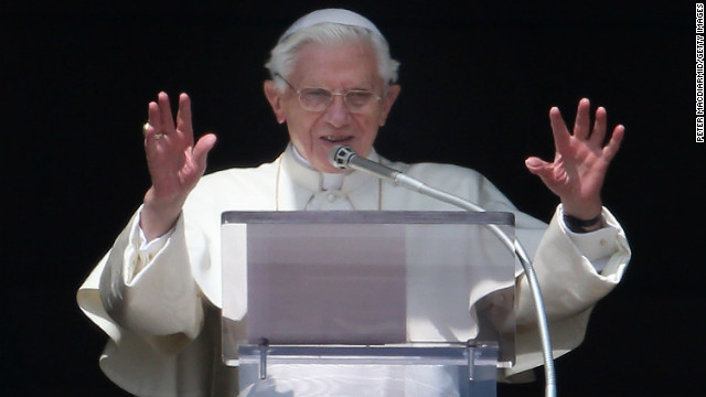 Vatican reveals Pope Benedict XVI's new title