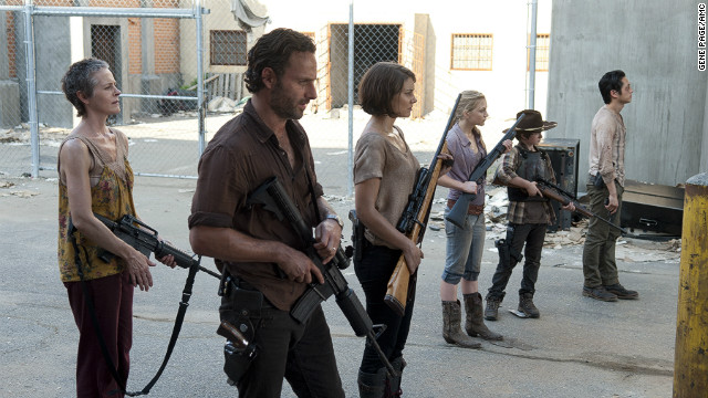 'The Walking Dead:' Five pivotal scenes