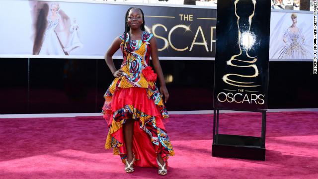 Rachel Mwanza