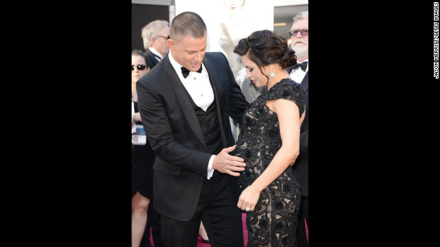 Channing Tatum, Jenna Dewan-Tatum