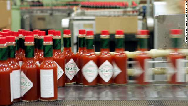 Tabasco CEO Paul McIlhenny dies at 68