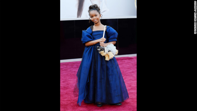 Oscar nominee Quvenzhane Wallis to play 'Annie'
