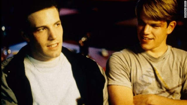  Affleck and Matt Damon wrote and starred in 1997's &quot;Good Will Hunting.&quot;