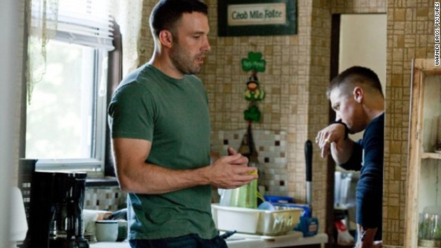 Affleck wrote, directed and starred in 2010's &quot;The Town.&quot;