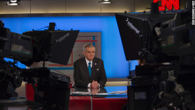 Behind the Scenes: CNN&#039;s State of the Union