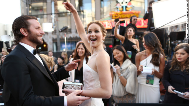Oscars: Red carpet photos
