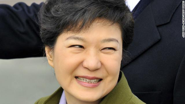 Park Geun-hye se posesiona como la primera presidenta de Corea del Sur