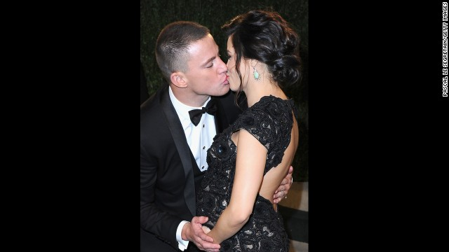 "<a href='http://www.cosmopolitan.com/celebrity/exclusive/channing-tatum-interview' target='_blank'>Channing Tatum and Jenna Dewan-Tatum's honesty trick</a>: ""Jenna's and my thing is checking in with each other all the time, like 'On a scale from 1 to 10, how much do you love me right now?' And you gotta be honest, and you've got to want an honest answer. I told a friend to do that. He asked the question and it turned into a huge fight, and I'm like, that's kind of the point. Obviously, something needed to be fixed, he needed to be aware of it, and she needed to get it off her chest."""